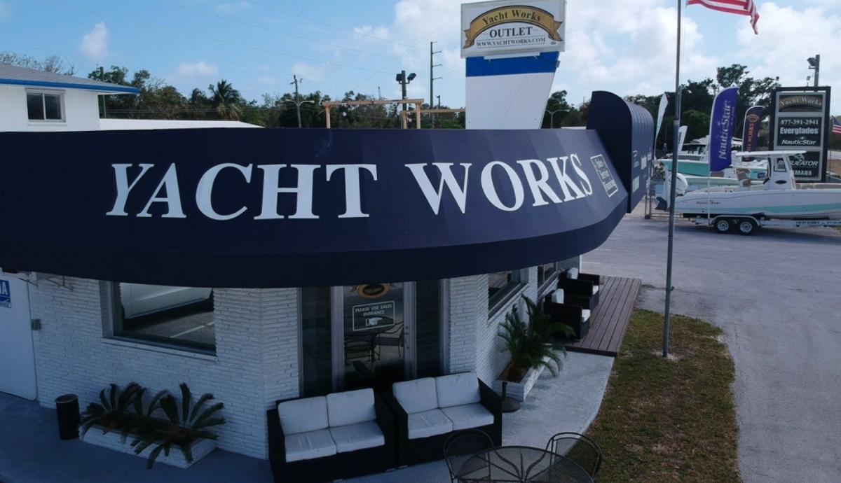 Yacht Works Key Largo Store