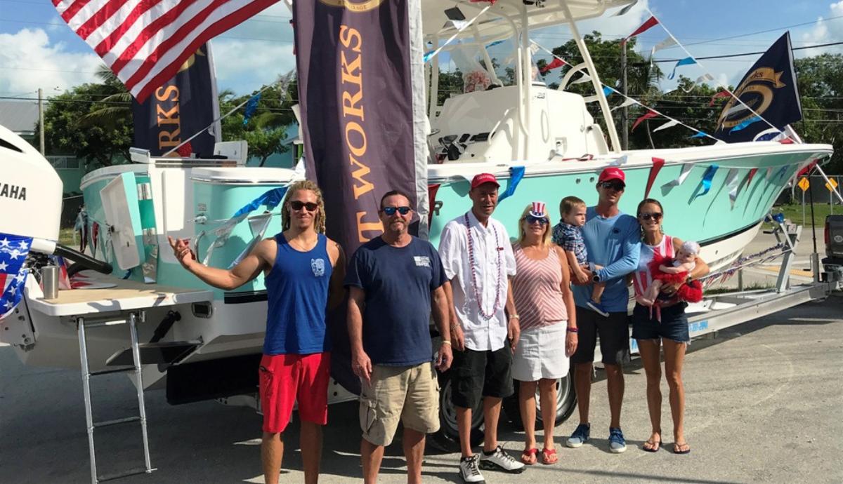 Yacht Works Key Largo Staff