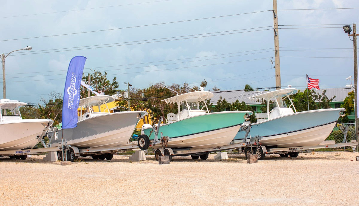 Yacht Works Key Largo